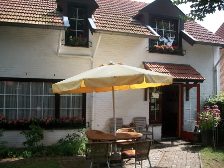 Bed and breakfast heijenrath 39 t stalhoes - Huis ingang ...