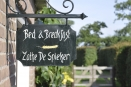 Itens Bed and Breakfast B&B Zathe De Spieker breakfastandbed.nl