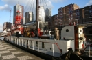 Rotterdam Short Stay Loftboot Visithor breakfastandbed.nl