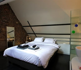 Bed and Breakfast en Short Stay appartementen in Maastricht