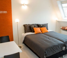 Bed and Breakfast en Short Stay appartementen in Den-Bosch